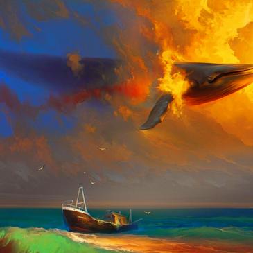 A felhőfestő
